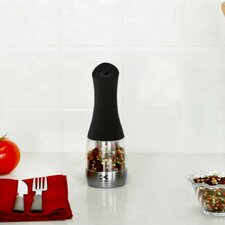 Contempo Stainless Steel Pepper or Salt Grinder