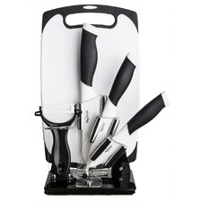 6 Piece Premium Ceramic Knife Set
