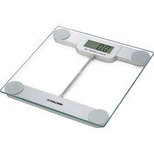 Precision Digital Glass Bathroom Scale
