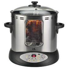 Rotisserie Oven