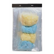 Plain Quick Pack Cotton Candy Bags (Set of 1000)