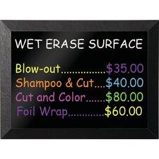 Wet Erase Magnetic Chalkboard