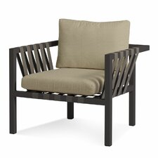 Jibe Outdoor Lounge Chair with Cushions