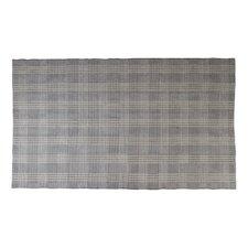 Bravo Grey/Natural Plaid Area Rug
