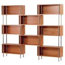 """8 Box 74.5"""" Cube Unit Bookcase"""