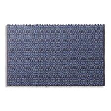 Weft Dark Blue / Light Blue Area Rug