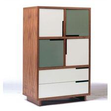 Modu-licious 4 Door Storage Cabinet