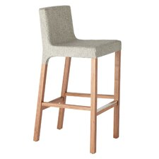 "Knicker 31.5"" Bar Stool with Cushion"