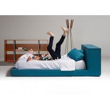 Beds Upholstered Platform Bed
