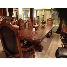 Majorica Extension Dining Table