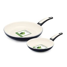 2-Piece Non-Stick Frying Pan Set (Set of 2)