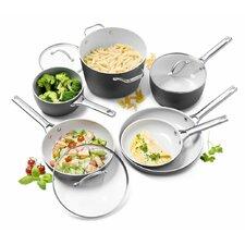 Padova 10-Piece Non-Stick Cookware Set
