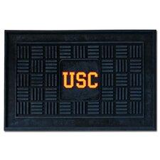 NCAA University of Southern California Medallion Door Mat