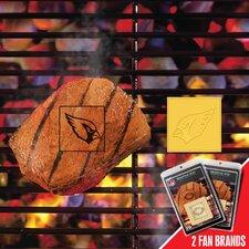 NFL - Baltimore Ravens 2 Fan Brands (Set of 2)