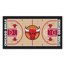 NBA - Chicago Bulls NBA Court Runner