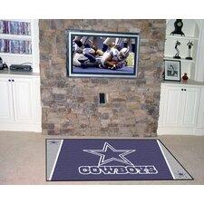 NFL - Dallas Cowboys 4x6 Rug