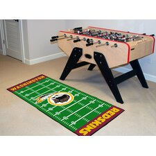 NFL - Washington Redskins Football Field Runner