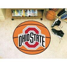 NCAA Ohio State University Basketball Mat