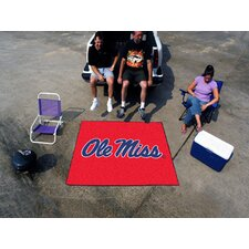 NCAA University of Mississippi (Ole Miss) Tailgater Mat