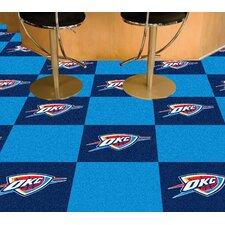 NBA - Washington Wizards Team Carpet Tiles