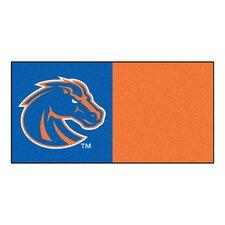 NCAA Boise State University Team Carpet Tiles