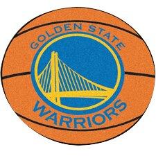 NBA - Golden State Warriors Basketball Mat