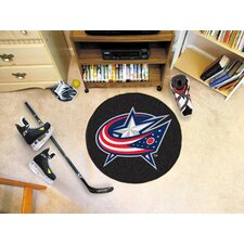 NHL - NCAAumbus Blue Jackets Puck Mat