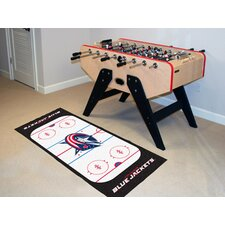 NHL - NCAAumbus Blue Jackets Rink Runner