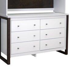 Greenwich 6 Drawer Dresser