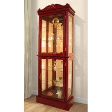 Floor Standing Curio Cabinet