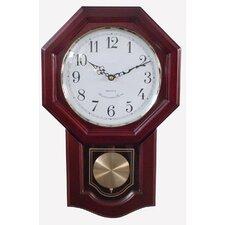 Classic Schoolhouse Wall Clock