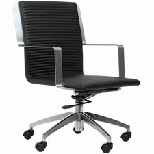 Trump Adjustable Height Swivel Office Chair