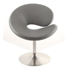 C Shape Swivel Lounge Chair