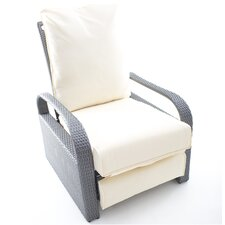 Daytona Outdoor Recliner with Cushion