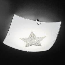 Deckenleuchte 1-flammig Star Crystal