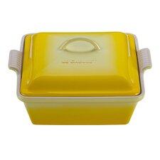 Stoneware 2.5-qt. Square Casserole