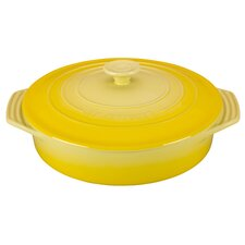 Stoneware 2.1 Qt. Round Casserole