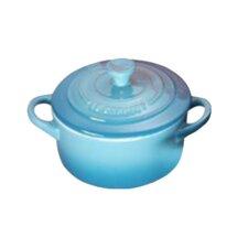 Stoneware 0.25 Qt. Round Cocotte (Set of 4)