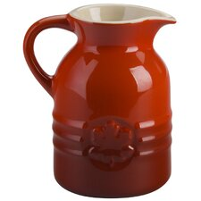 Stoneware Syrup Pitcher