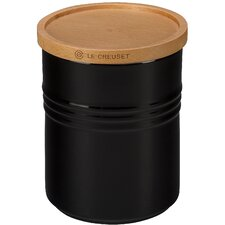 2.5 Qt. Canister with Wood Lid