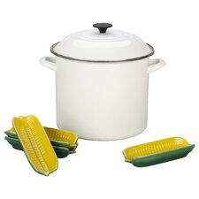 12-qt. Sweet Corn Stockpot