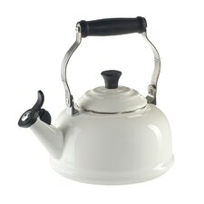 Enamel On Steel 1.8-qt. Classic Whistling Tea Kettle