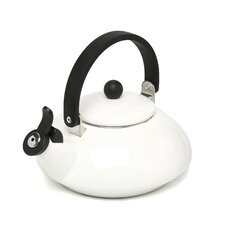 Enamel On Steel 1.6 Qt. Zen Tea Kettle