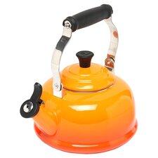 Enamel On Steel 1.8-qt. Classic Whistling Tea Kettle