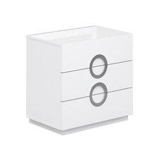 Eddy 3 Drawer Dresser
