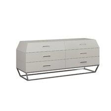 Angulatus 6 Drawer Dresser