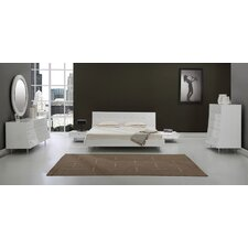 Concavo Platform Customizable Bedroom Set
