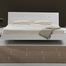 Concavo Panel Bed