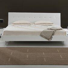 Concavo Upholstered Platform Bed
