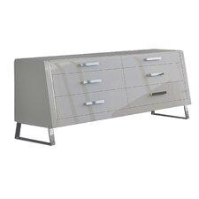 Bahamas 6 Drawer Dresser
